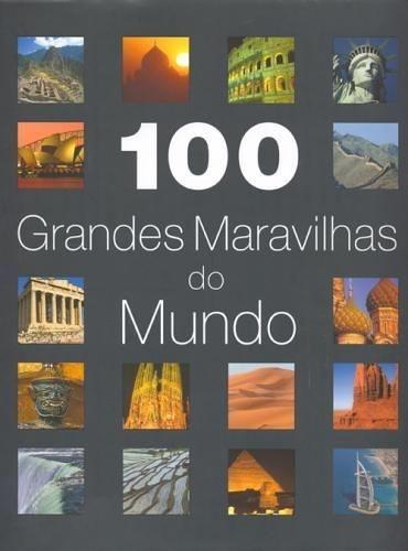 Livro 100 Maravilhas Naturais Do Mundo