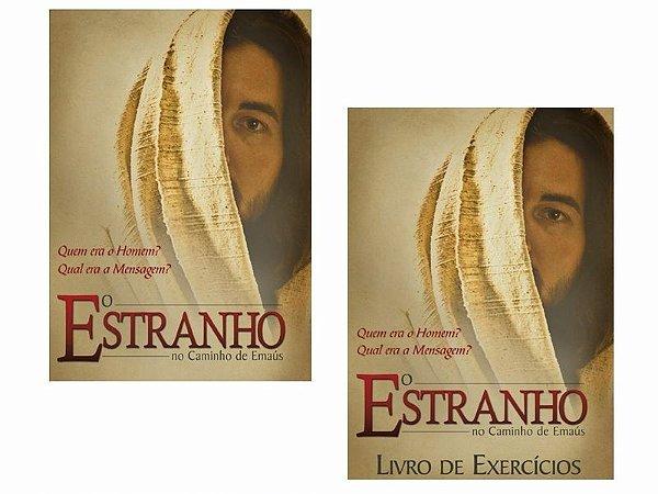 O Estranho no Caminho de Emaús - Livro e Livro de exercícios