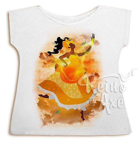 Camiseta Oyá Iansã