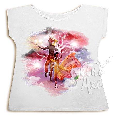 Camiseta Iansã e Xangô