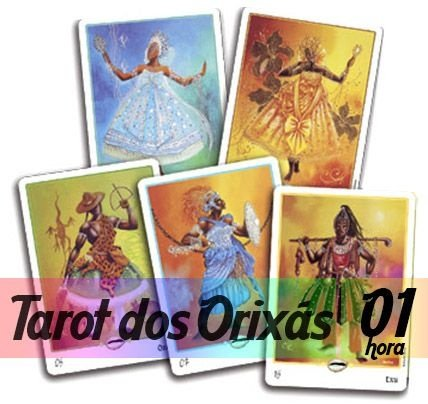Tarot dos Orixás - 1 hora - Sessão online