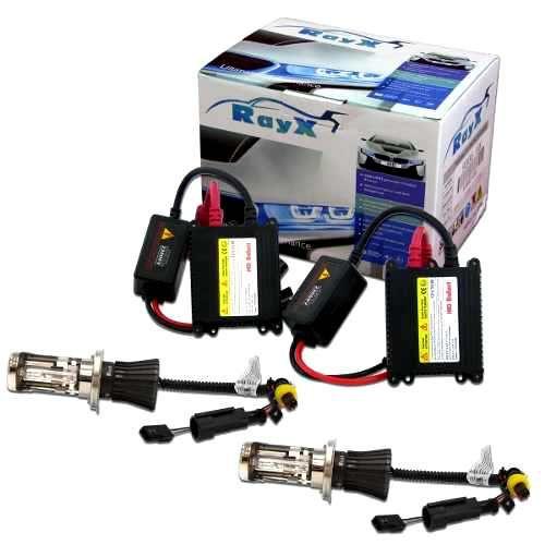 Xênon Ray X Kit Completo  2 Lâmpada 2 Reatores