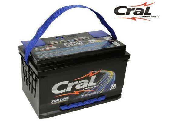 Bateria Cral Selada 75Ah – CL75JD – Livre de Manutenção ( Selada )