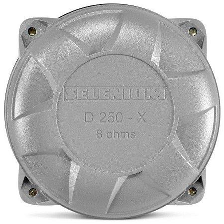 Driver Selenium JBL D250X 100W RMS 8 Ohms Fenólico Para Trio Elétrico