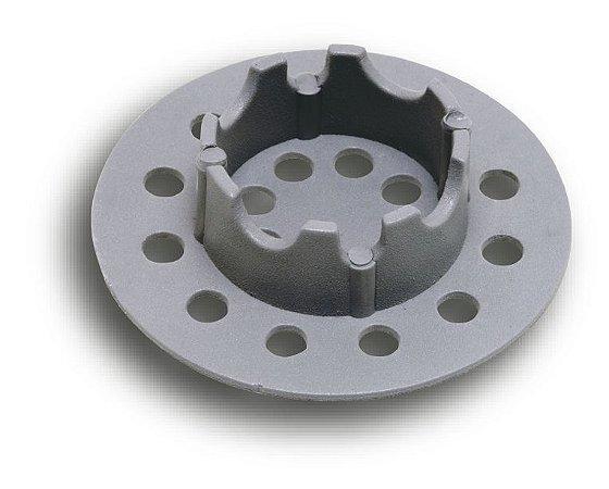 Espaçador p/ EPS e aço de 8mm - cobrimento de 1cm - 250 pçs