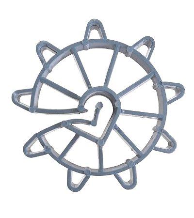 Espaçador Circular para aço com diâmetro de 4,2 a 12,5mm