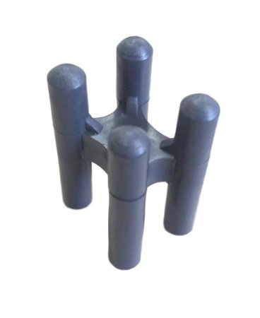 Espaçador Cadeirinha para aço com diâmetro de 4,2 a 12,5mm