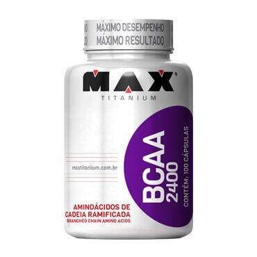 Max Titanium - BCAA 2400