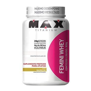 Max Titanium - FEMINI WHEY