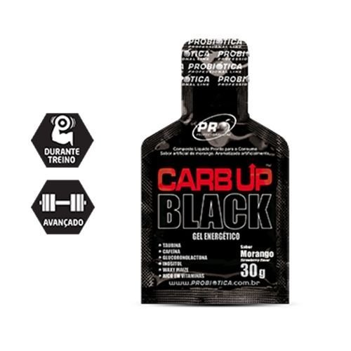 Probiótica - CARB UP BLACK