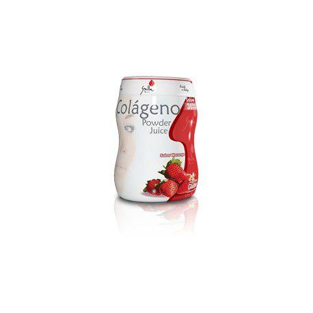 Preparado de Colágeno para Suco - Powder Juice - Morango - 150g - Snella