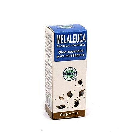 Óleo Essencial Para Massagem de Melaleuca - Panizza - 7ml
