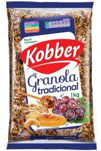 Granola Tradicional - 500g - Kobber