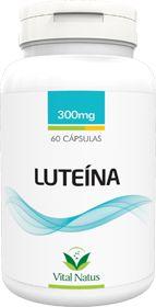 LUTEÍNA 300mg c/ 60 cápsulas - Vital Natus