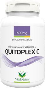 Quitoplex C 600mg c/ 60 cápsulas - Vital Natus