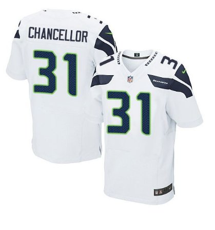 Jersey  Camisa Seattle Seahawks Kam CHANCELLOR #31 Elite