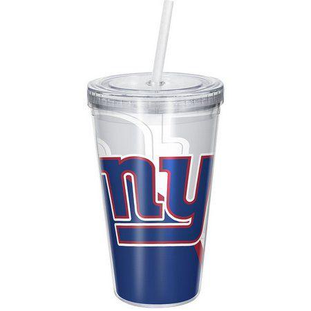 COPO COM CANUDO NEW YORK GIANTS - NFL