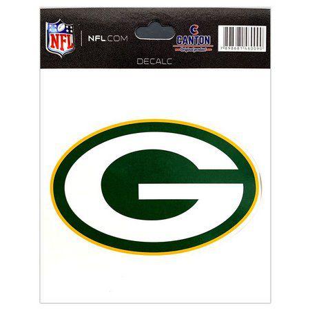 ADESIVO GREEN BAY PACKERS LOGO - NFL