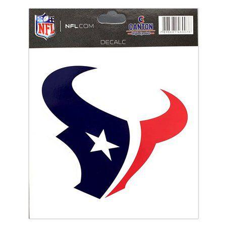 ADESIVO HOUSTON TEXAS LOGO - NFL