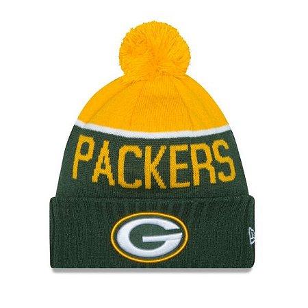 Gorro Green Bay Packers - New Era Verde 2015