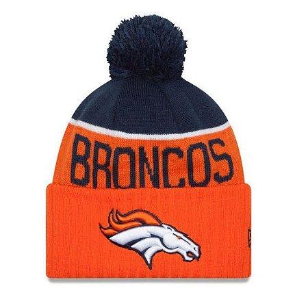 Gorro Denver Broncos - New Era Laranja 2015