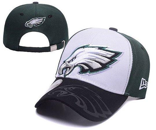 Boné New Era Aba Curva - Philadelphia Eagles