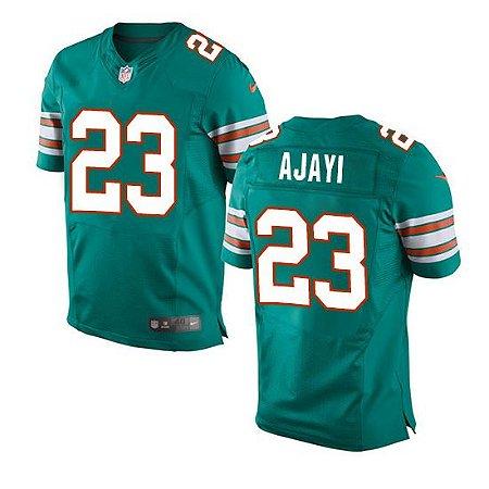 Jersey  Camisa Miami Dolphins - Jay AJAYI #23 Elite
