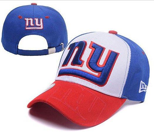 Boné New Era Aba Curva - New York Giants