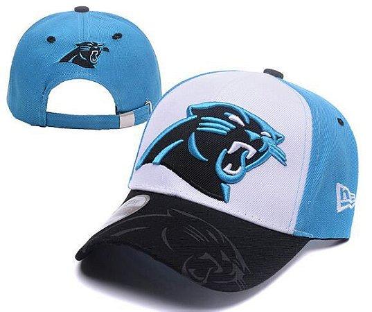 Boné New Era Aba Curva - Carolina Panthers