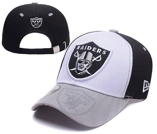Boné New Era Aba Curva - Oakland Raiders