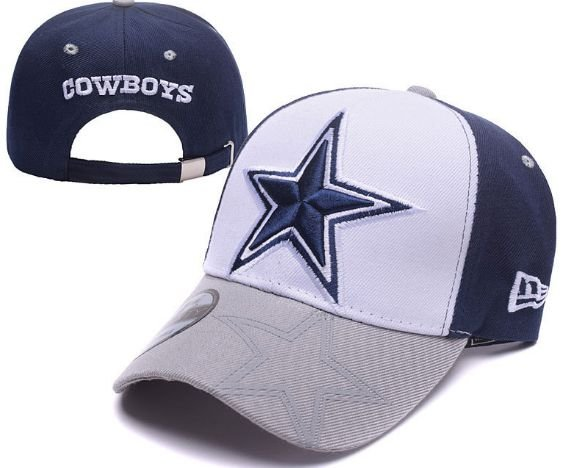 Boné New Era Aba Curva  - Dallas Cowboys
