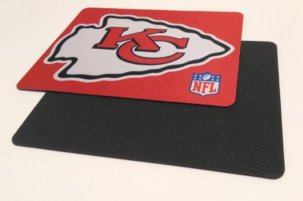 Mouse Pad NFL Kansas City Chiefs