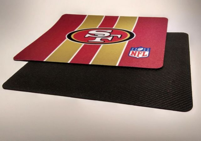 Mouse Pad NFL San Francisco 49ers