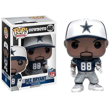 Boneco Funko Pop NFL Dez Bryant Wave 3