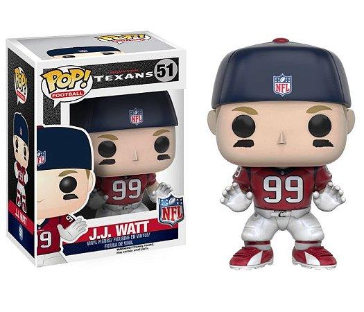 Boneco Funko Pop NFL JJ Watt Wave 3