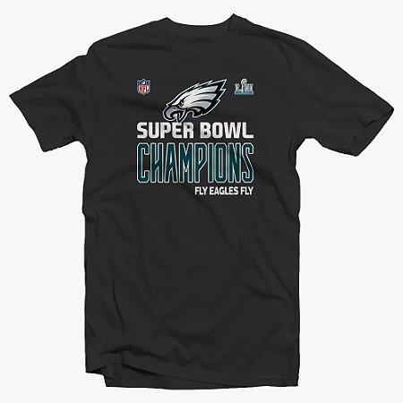 Jersey  Camisa Philadelphia Eagles - Super Bowl LII
