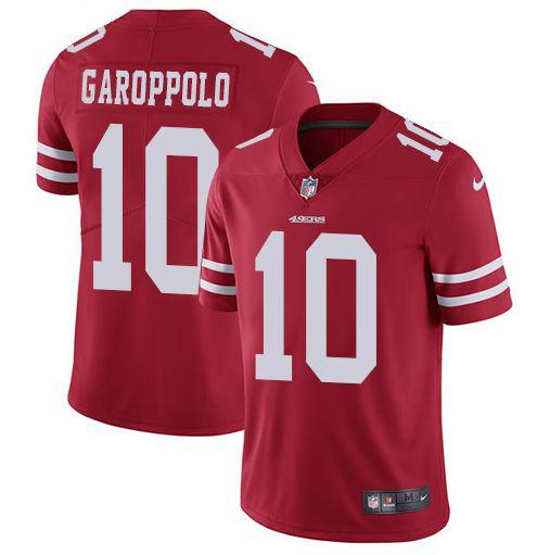 Jersey  Camisa San Francisco 49ers Jimmy GAROPPOLO #10