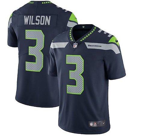 Jersey  Camisa Seattle Seahawks Russell WILSON# 3