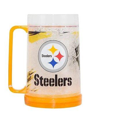 Caneca de  Chopp  e Cerveja NFL - Pittsburgh Steelers
