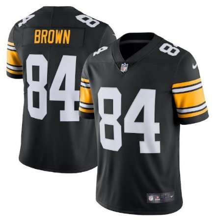 Jersey  Camisa Pittsburgh Steelers Antonio BROWN #84 2018