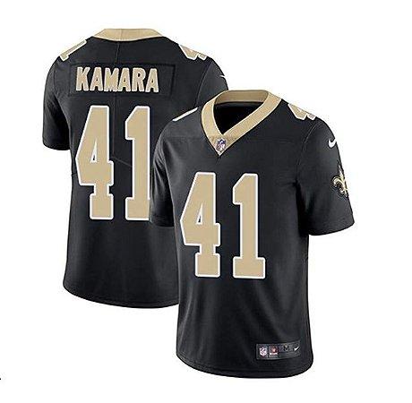 Camisa New Orleans Saints - Alvin KAMARA  41 - 2018 - Touchdown Store 93311a4da3cf4