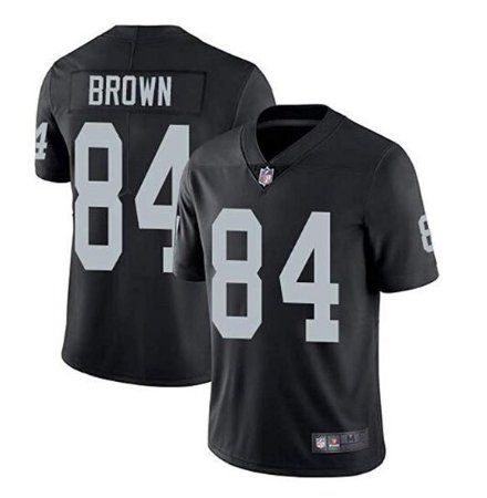 Jersey  Camisa Oakland Raiders Antonio BROWN #84