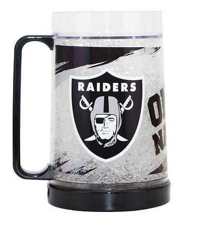Caneca de  Chopp  e Cerveja NFL - Oakland Raiders