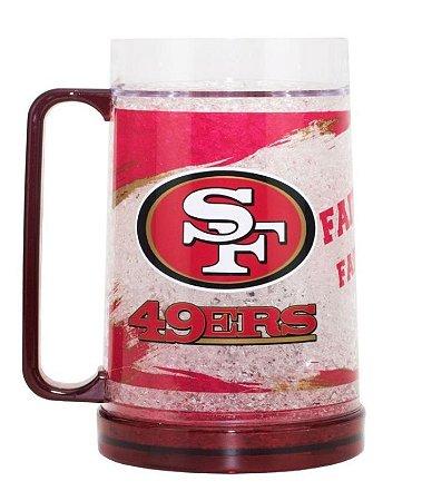 Caneca de  Chopp  e Cerveja NFL - San Francisco 49ers