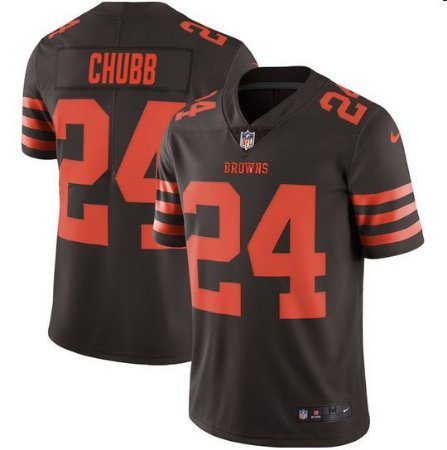 Jersey  Camisa Cleveland Browns - Nick CHUBBB # 24