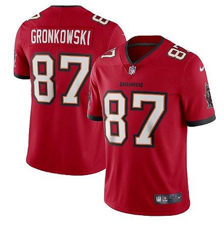 Jersey  Camisa Tampa Bay Buccaneers Rob GRONKOWSKI #87