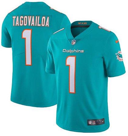 Jersey  Camisa Miami Dolphins - Tua TAGOVAILOA #1