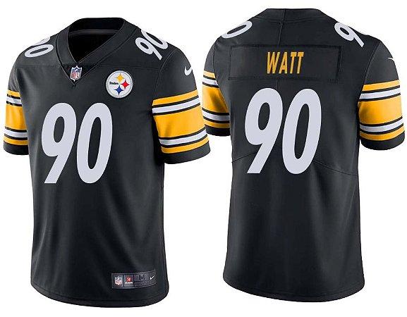 Jersey  Camisa Pittsburgh Steelers JJ WATT #90