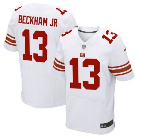 Jersey  Camisa New York Giants Odell Beckham Jr #13 Elite