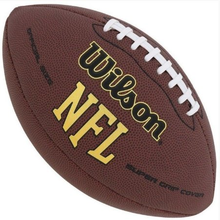 a191030486a25 Bola Oficial NFL Super Grip Futebol Americano - Wilson - Touchdown Store